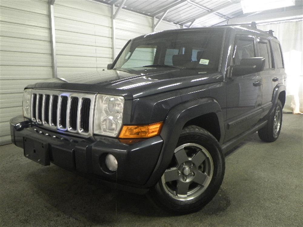2007 jeep commander sport bad credit ok atlanta new used cars. Black Bedroom Furniture Sets. Home Design Ideas