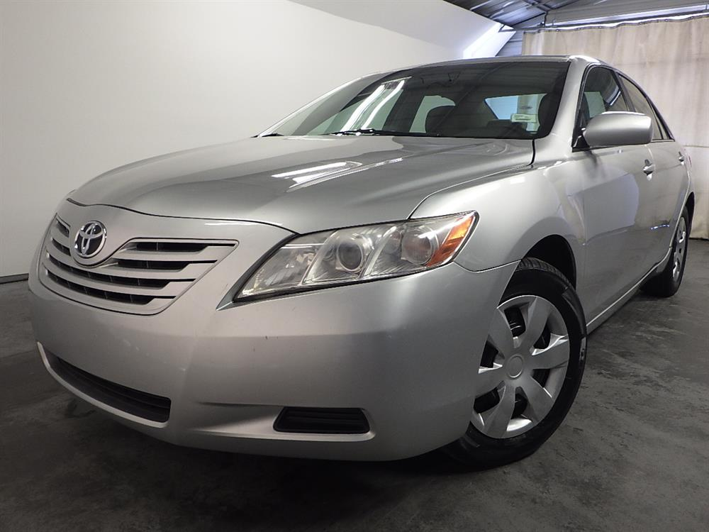2008 toyota camry le v6 bad credit ok atlanta new used cars for sale. Black Bedroom Furniture Sets. Home Design Ideas