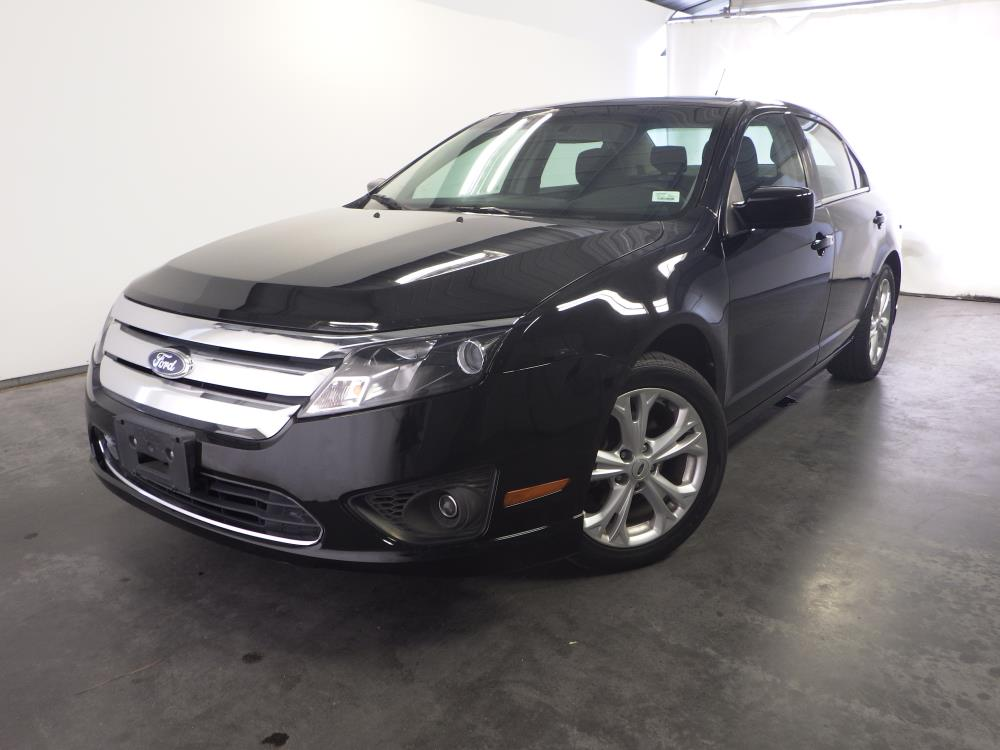 2012 ford fusion se bad credit ok atlanta new used cars for. Cars Review. Best American Auto & Cars Review