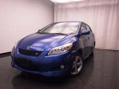 2010 Toyota Matrix