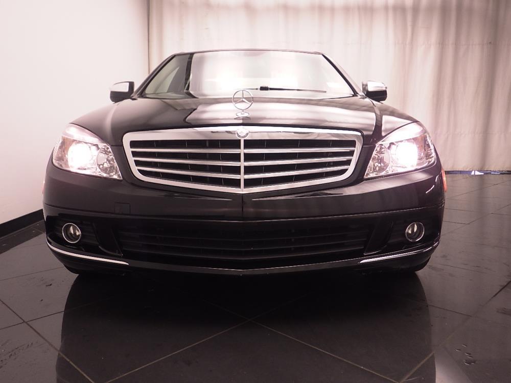 2008 mercedes benz c class clbodystyle c 300 luxury