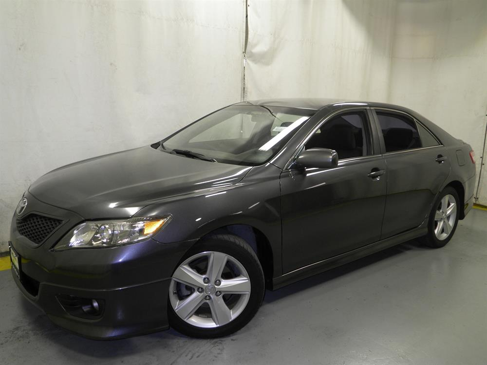 2010 toyota camry le v6 bad credit ok dallas new used cars for sale. Black Bedroom Furniture Sets. Home Design Ideas