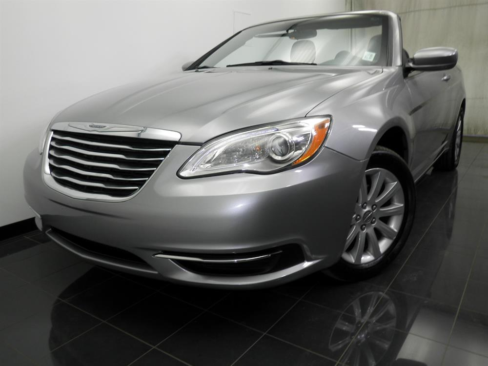 2014 chrysler 200 convertible touring las vegas new used cars for. Cars Review. Best American Auto & Cars Review