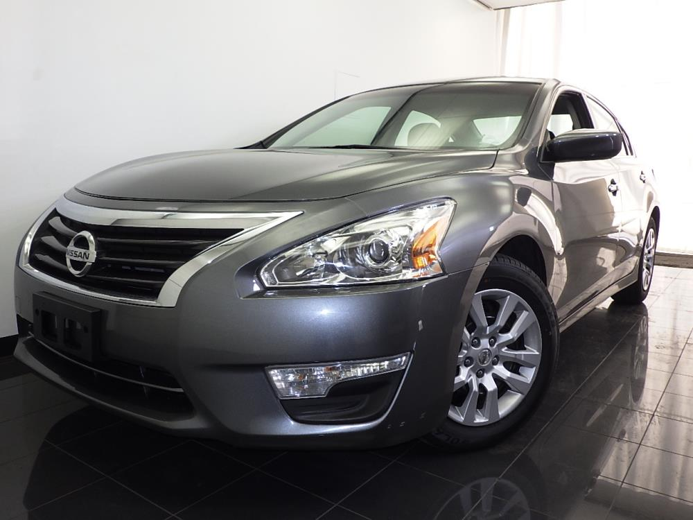 2015 Nissan Altima {{CLBodyStyle}} 2.5 S - BAD CREDIT OK!