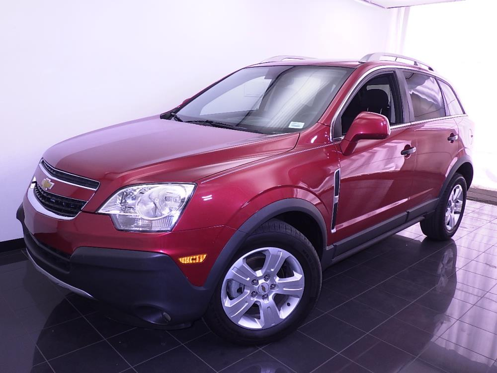 2013 Chevrolet Captiva Sport {{CLBodyStyle}} LS