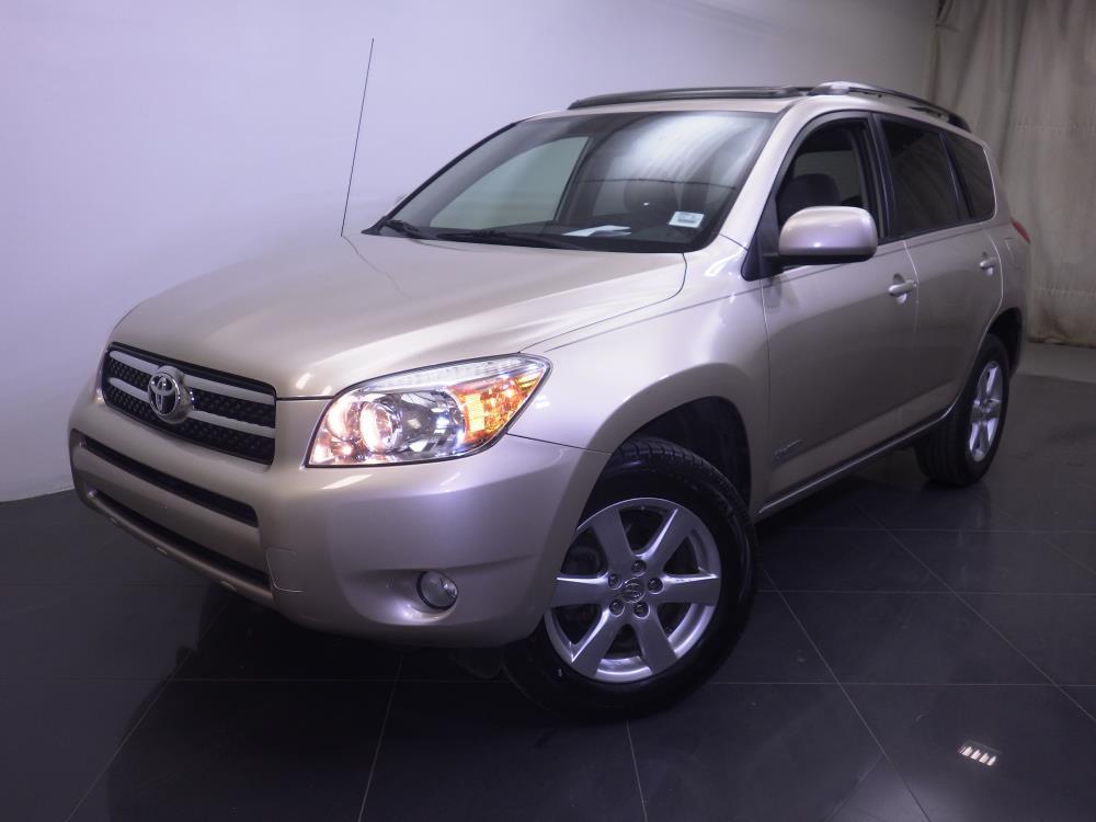 2008 Toyota RAV4 {{CLBodyStyle}} - BAD CREDIT OK!