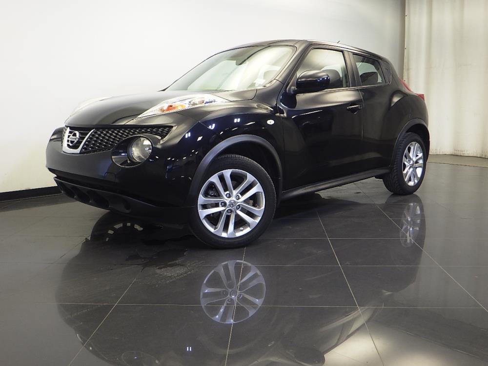 2012 Nissan JUKE {{CLBodyStyle}} - BAD CREDIT OK!