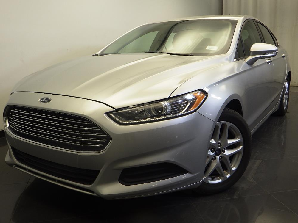 2015 Ford Fusion {{CLBodyStyle}} - BAD CREDIT OK!