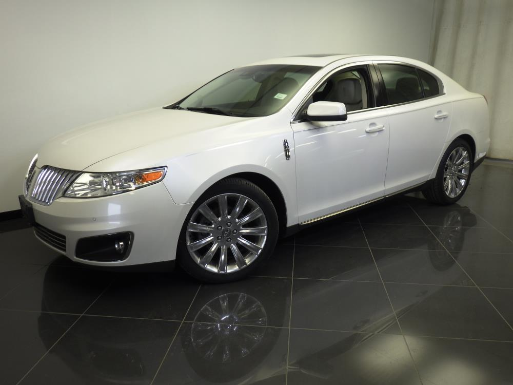 lincoln mks bad credit ok indianapolis new used cars for sale. Black Bedroom Furniture Sets. Home Design Ideas