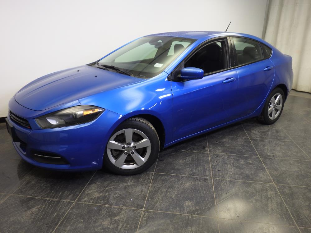 2015 Dodge Dart Bad Credit Ok Indianapolis New Amp Used