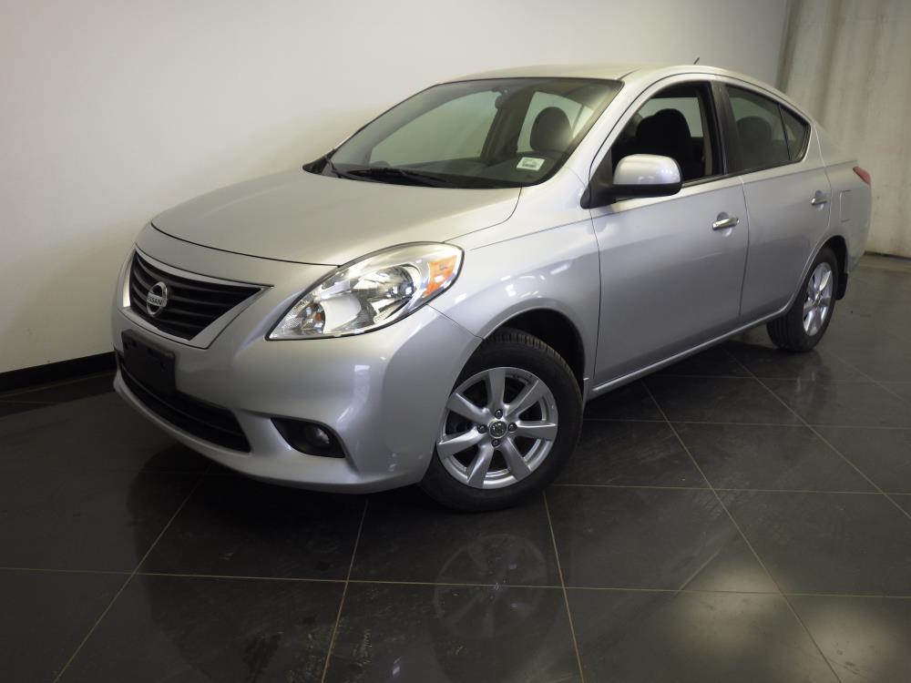 2012 Nissan Versa {{CLBodyStyle}} - BAD CREDIT OK!