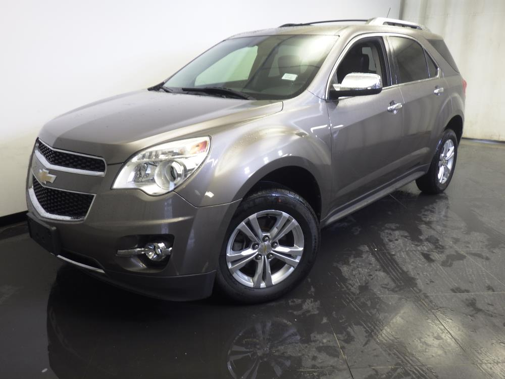 2011 Chevrolet Equinox {{CLBodyStyle}} - BAD CREDIT OK!