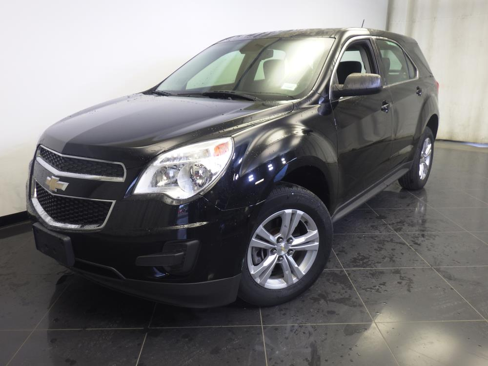 2014 Chevrolet Equinox {{CLBodyStyle}} - BAD CREDIT OK!