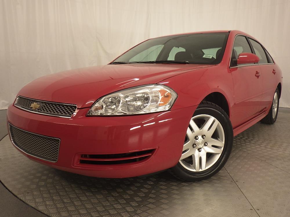 2012 Chevrolet Impala {{CLBodyStyle}} - BAD CREDIT OK!