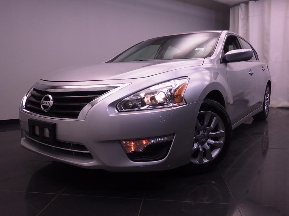 2014 Nissan Altima {{CLBodyStyle}} 2.5 S - BAD CREDIT OK!